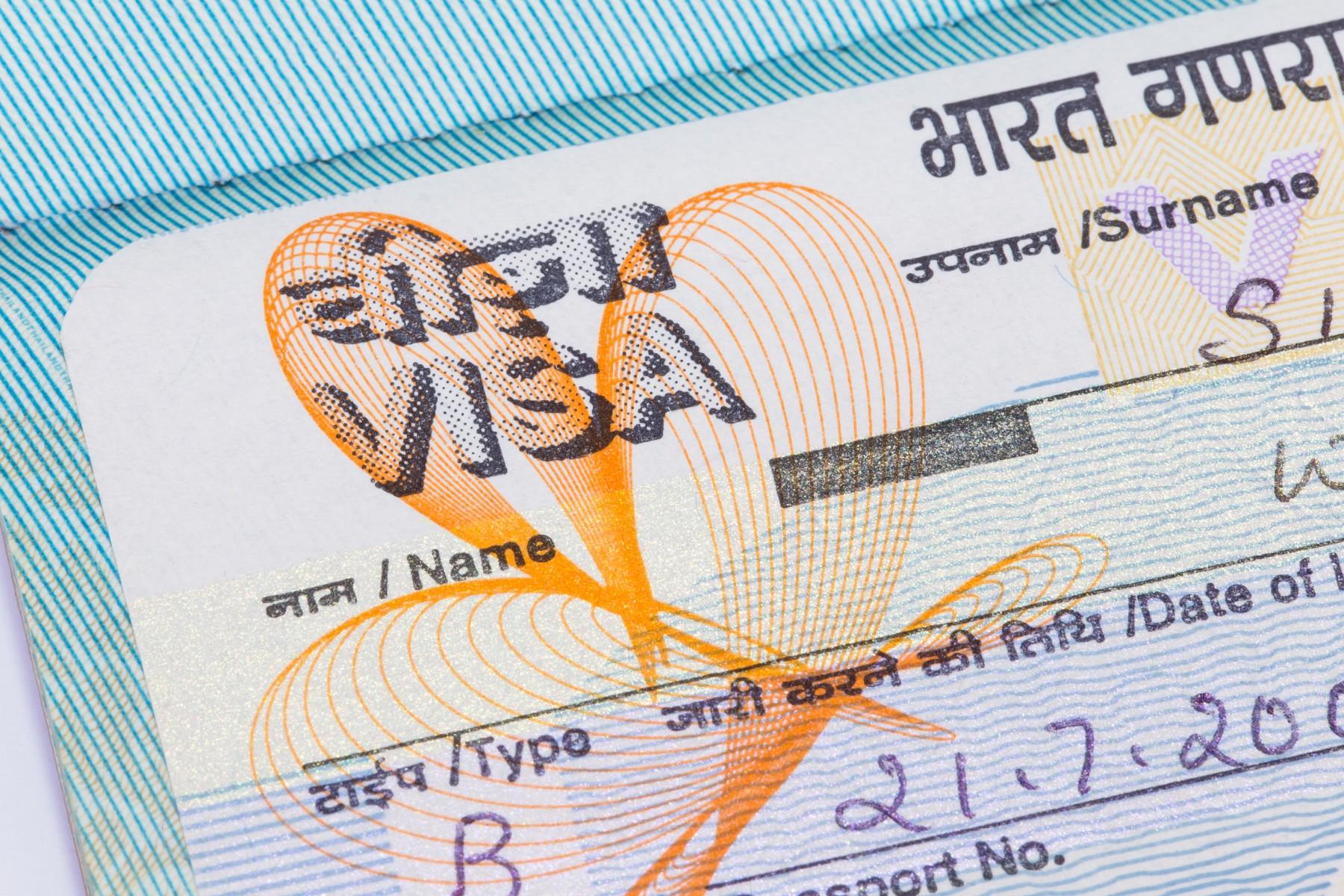 Виза в Индию. Как и где получить. Документы 22